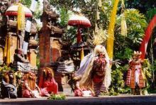 Культура Бали